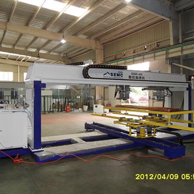 SKBR-150/-400 型米乐体育官方扁绕机