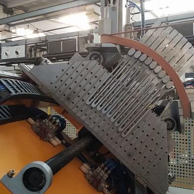 SKRX-HX-180 型弧形绕线机