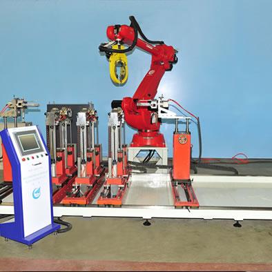 JQRBD-250A 型机器人包带机